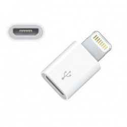 Adaptor micro usb la Iphone 5,6 AD8PI