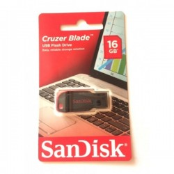 USB 2.0 Flash Drive 16GB SanDisk FE16SK