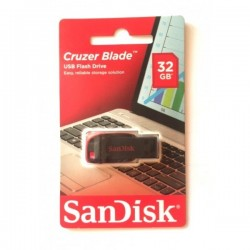 USB 2.0 Flash Drive 32GB SanDisk FE32SK