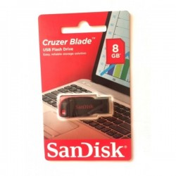 USB 2.0 Flash Drive 8GB SanDisk FE8SK