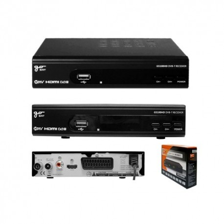 Tuner DVB-T HD GO-SAT GS100HD