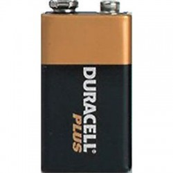 Baterie 9V Duracell Plus Power