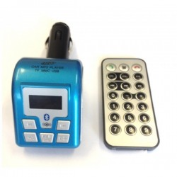 Modulator Fm auto cu Bluetooth MD55BTH