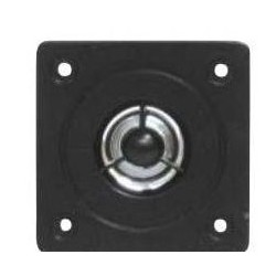 Tweeter dinamic 80W 8ohm patrat