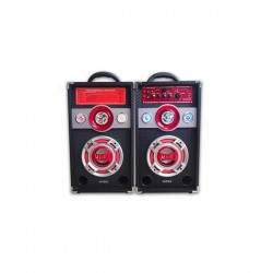 Set 2 boxe cu amplificare si MP3 Intex AM77WQ