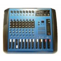 Mixer profesional 2x300W 8 canale