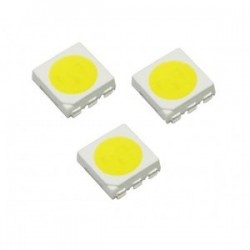 Led SMD 5050 alb LDS50AB