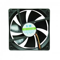 VENTILATOR SILENTIOS 29DB 120MM FE120VTP