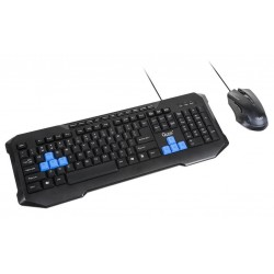 Kit Tastatura si Mouse Gaming FE0572LCP
